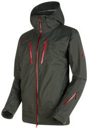 Mammut Stoney HS Jacket Men Graphite-lava