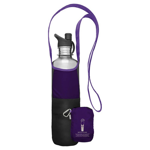Amethyst bottle sling