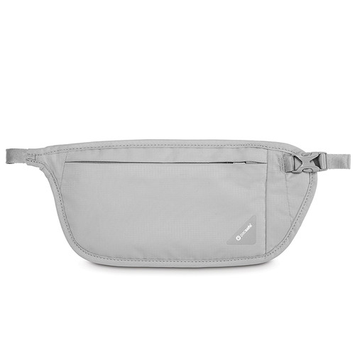Coversafe V100 Secret Waist Wallet in grey