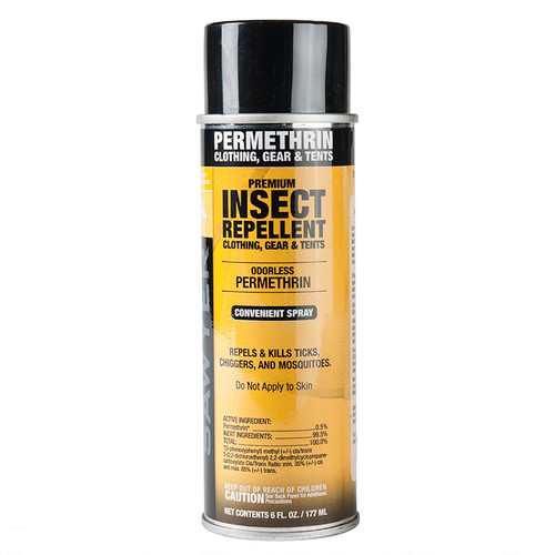 Sawyer Insect Repellent for Clothing.