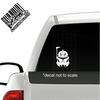 Clone Trooper Captain Rex decal on truck