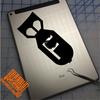F Bomb JDM KDM USDM Tuner decal on iPad