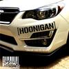 Hoonigan Drift Decal on Impreza