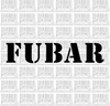 FUBAR Decal