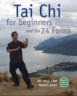 Tai Chi for Beginners and the 24 Forms Book
