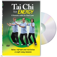 Tai Chi for Energy - Relax, Refresh and Revitalize - Free Lesson Below