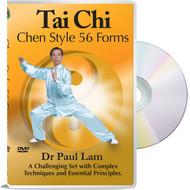 56 Forms Chen Style Tai Chi