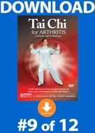 Tai Chi for Arthritis: Lesson #9 Digital Download