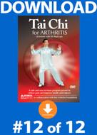 Tai Chi for Arthritis: Lesson #12 Digital Download