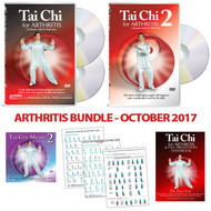 BUNDLE: Tai Chi for Arthritis Bundle (Monthly Special - October 2017)