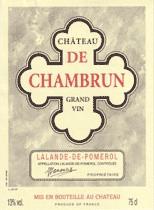 2000 Chateau De Chambrun