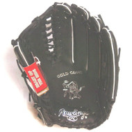 Rawlings PROTB24B Heart of the Hide 12.75 Dry Horween Leather Baseball Glove (Right Hand Throw)