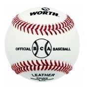 Worth BCA Baseball (1 ea) Offical League Baseball