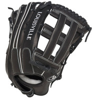 Louisville Slugger Super Z Black 13.5 inch Slow Pitch Softball Glove
