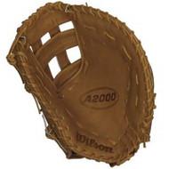 Wilson A2000 First Base Mitt BB1883 Tan 12 inch (Right Handed Throw)