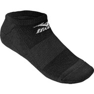 Mizuno No Show Performance Socks (White, Small)