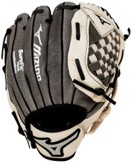 Mizuno Prospect GPP900Y1GY Grey 9 inch Youth Baseball Glove (Right Hand Throw)