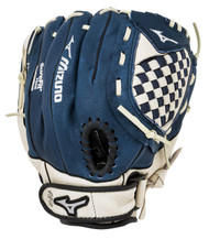 Mizuno Prospect Series 11 inch GPP1100Y1 Navy Youth Baseball Glove (Left Handed Throw)