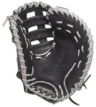 Louisville Slugger Omaha Flare First Base Mitt 13 inch (Left Handed Throw)