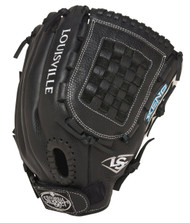 Louisville Slugger Xeno Fastpitch Softball Glove 12 inch FGXN14-BK120 (Right Handed Throw)