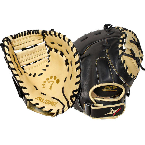 "All-Star System Seven FGS7-FB 13"" Baseball First Base Mitt (Right Hand Throw)"