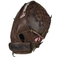 Nokona X2 Buckskin/Kangaroo Fastpitch X2F-1250C Softball Glove (Right Handed Throw)