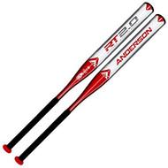 Anderson Rocketech 2.0 Fastpitch Softball Bat (31-inch-22-oz)