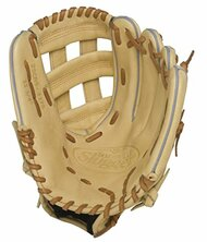 Louisville Slugger 125 Series Cream 11.75 inch Baseball Glove (Right Handed Throw)