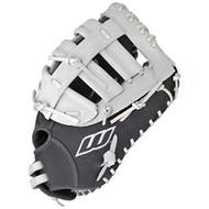 Worth Liberty Advanced First Base Mitt Fastpitch Softball Glove 13 inch LAFBGW (Right Hand Throw)