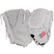 Worth LA125KR Liberty Advanced Fastpitch Softball Glove 12.5 (Right Handed Throw)