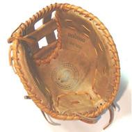 Nokona Banana Tan Fastpitch Softball Catchers Mitt 32.5 BTF-3250H (Right Hand Throw)