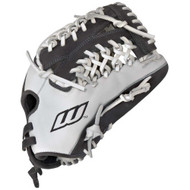 Worth 2015 12.5 inch Liberty Advanced Fastpitch Softball Glove Right Hand Throw White LA125WGFS