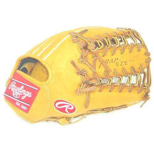 Rawlings Baseball Glove Japanese Tanned Leather