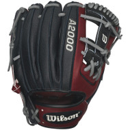 Wilson A2000 1786SS Fielding Glove 11.5 Right Handed Throw