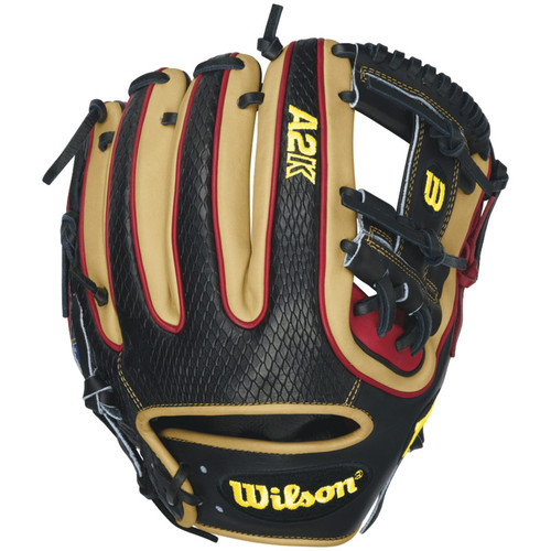 Wilson A2K DTDUDE BaseballGlove 11.5 Right Handed Throw