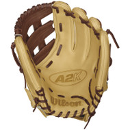 Wilson A2K DW5GM Fielding Glove 12 Right Handed Throw A2KRB16DW5GM Baseball Glove