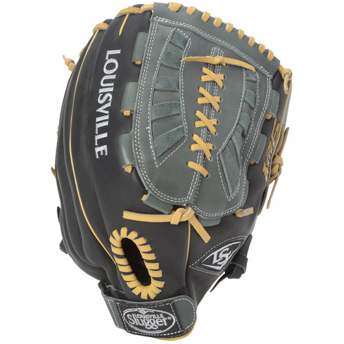"Louisville Slugger 125 Series Softball Glove 13.00"" FG25BG6-1300 Right Hand Throw"