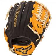 Mizuno GMVP1177SE4 MVP Prime SE Baseball Glove Black Gold Right Hand Throw