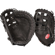 Rawlings PROFM20B Heart of Hide First Base Mitt 12.25 (Right Handed Throw)