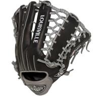 Louisville Slugger Omaha Flare Baseball Glove Black 12.75 Right Hand Throw