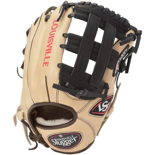 Louisville Slugger Pro Flare Gloves Cream Baseball Glove 11.5 Right Hand Throw