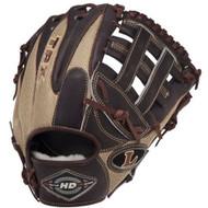 Louisville Slugger 11.75-Inch TPX HD9 Hybrid Defense Ball Glove - Kastanie Gold