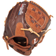 Louisville Slugger Icon Series ICF1275 Left Hand Throw Softball Glove 12.75