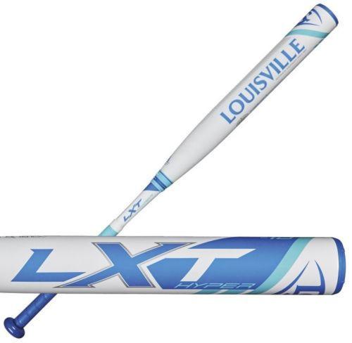 Louisville Slugger 2017 LXT Hyper 17 -10 Fast Pitch Softball Bat