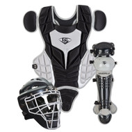 Louisville Slugger Youth PG Series 5 Catchers Set Black Gray