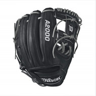Wilson A2000 DP15 Infield Baseball Glove BlackWhite