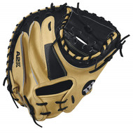 Wilson 2017 A2K M1 Baseball Catcher's Glove BlondeBlack 32.5inch Right Hand Throw