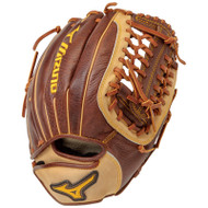 Mizuno GCF1300F1 Classic Fastpitch Softball Glove Peanut Right Hand Throw