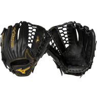 Mizuno MVP Prime Future Baseball Glove 12.25 Black Right Hand Throw