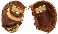 Mizuno GXF28 Classic Pro First Baseman Mitt 12.5 in Right Hand Throw